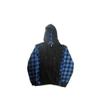 LAB Quilted Flannel Sweatsuit