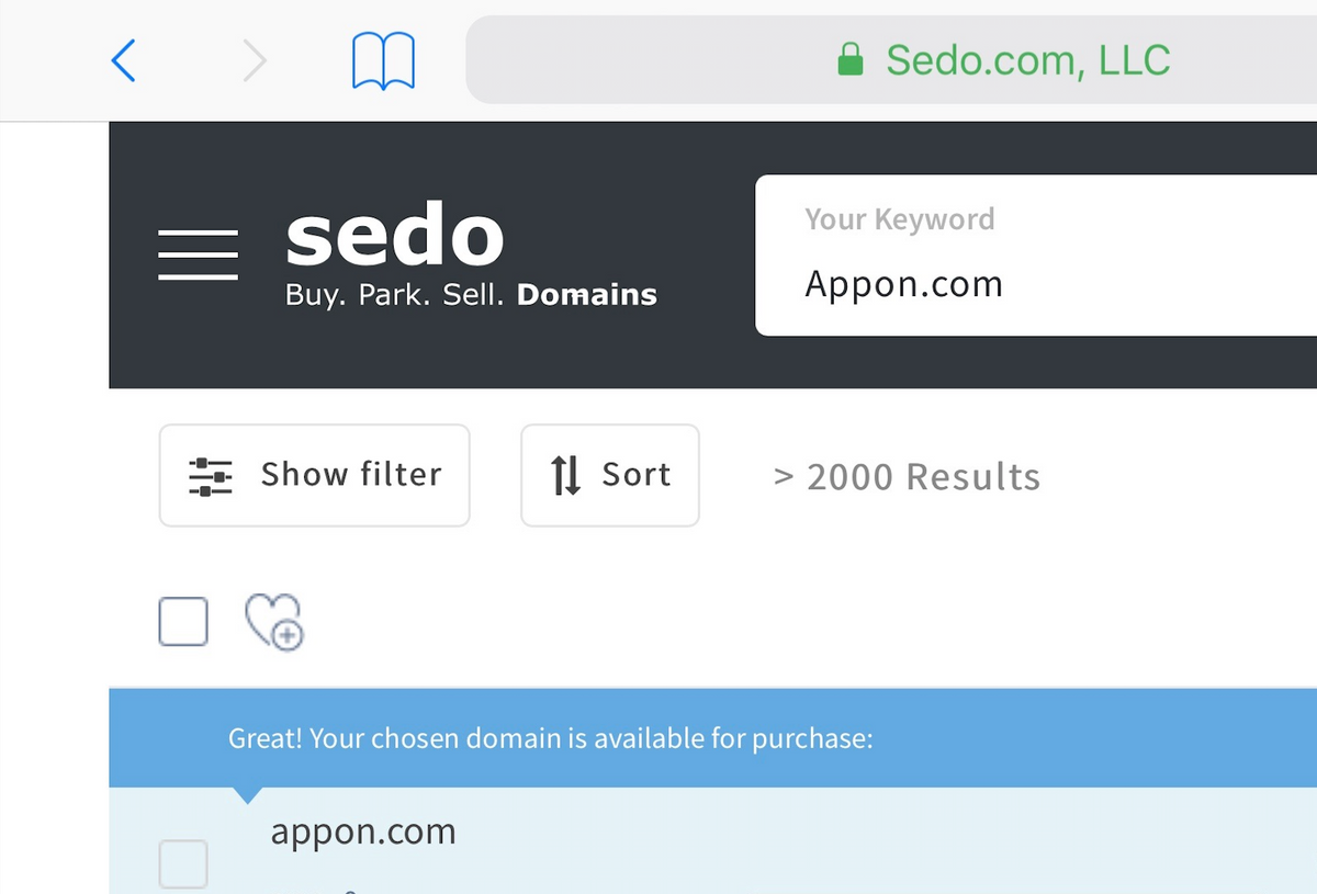 Appon.com® Premium Domain Name on sedo.com Market Appon.com® Premium Domain Name on sedo.com Market Appon.com® Premium Domain Name on sedo.com Market Appon.com® Premium Domain Name on sedo.com Market Appon.com® Premium Domain Name on sedo.com Market Appon