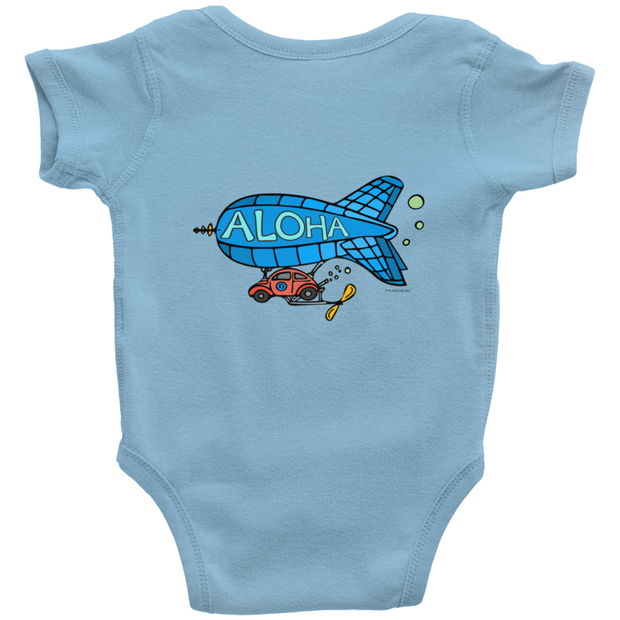 Cloud 9 onesie.