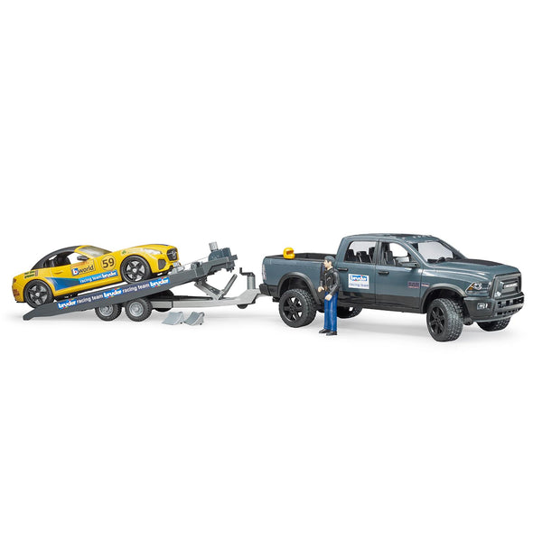 RAM 2500 Power Wagon & Roadster Bruder Racing Team