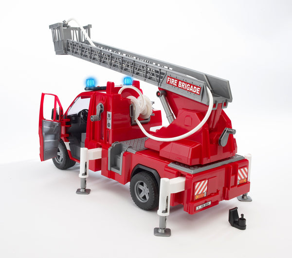MB Sprinter Fire Engine with Ladder, Water Pump and Light & Sound Module