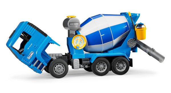 MAN TGA Cement Mixer Truck