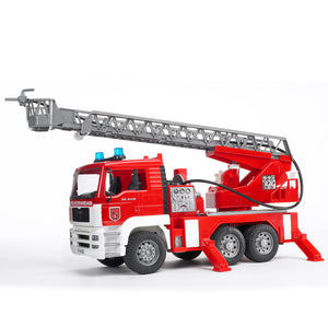 MAN TGA Fire Engine with Ladder, Water Pump and Light & Sound Module