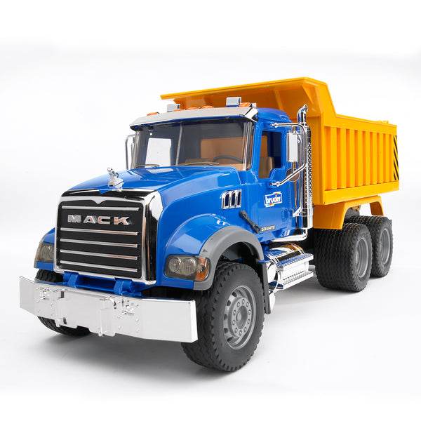 MACK Granite Tip up Truck