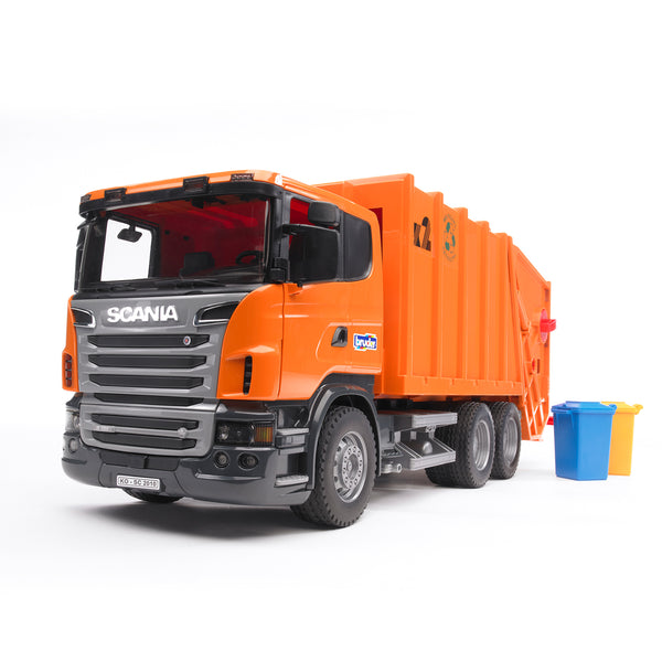 Scania R-Series Garbage Truck