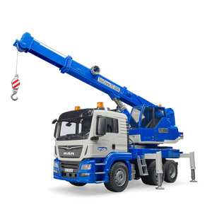 MAN TGS Crane Truck with Light & Sound Module