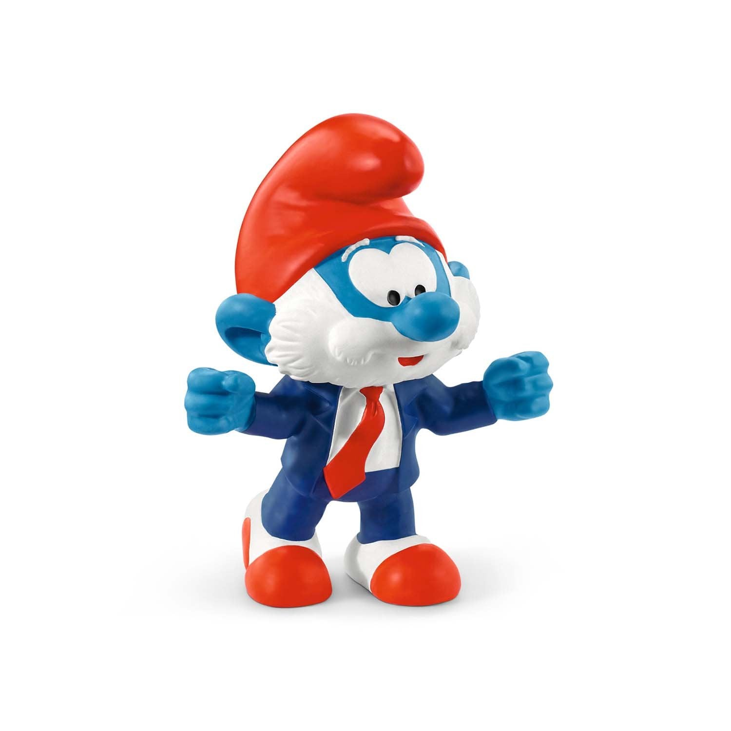 Football Papa Smurf Coach
