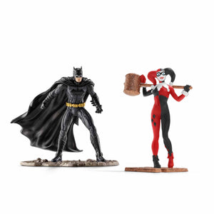 Scenery Pack Batman vs Harley Quinn