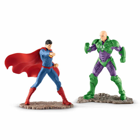 Superman vs Lex Luthor Scenery Pack