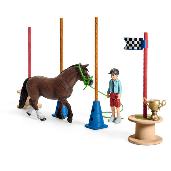 Pony Agility Race