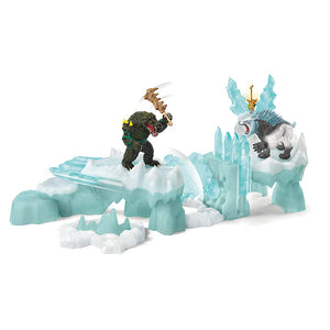 Attack on Ice Fortress