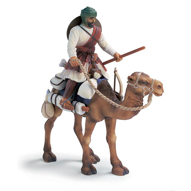 Soldier on Dromedary *EXCLUSIVE*