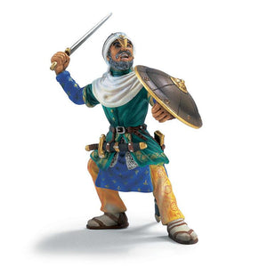 Arabian Foot Soldier with Scimitar *EXCLUSIVE*