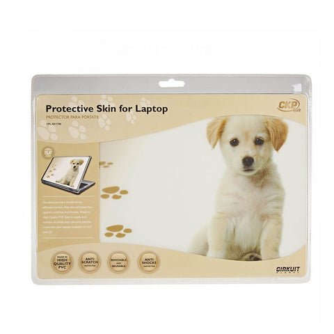 Dog Skin for Laptop 15""