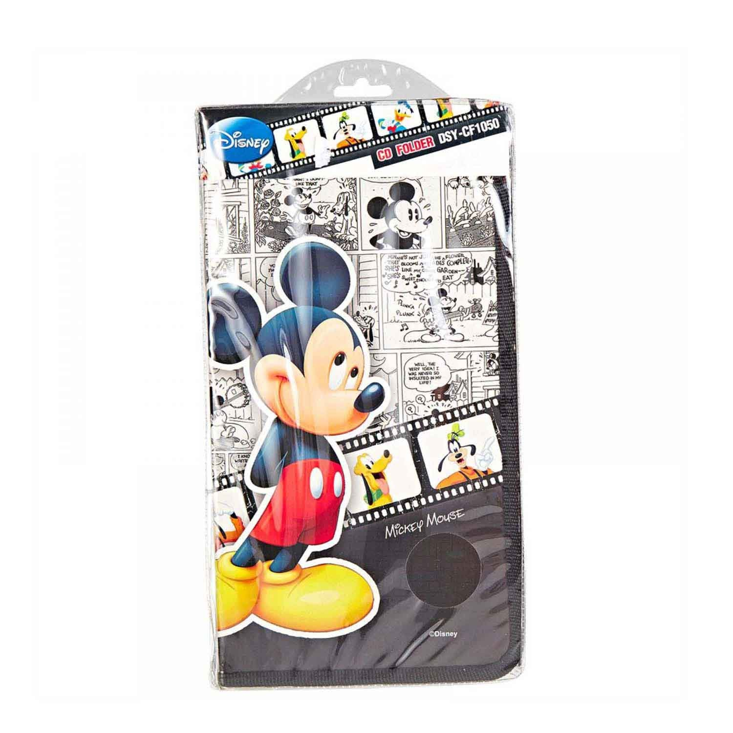 Disney Mickey Mouse CD Folder 48