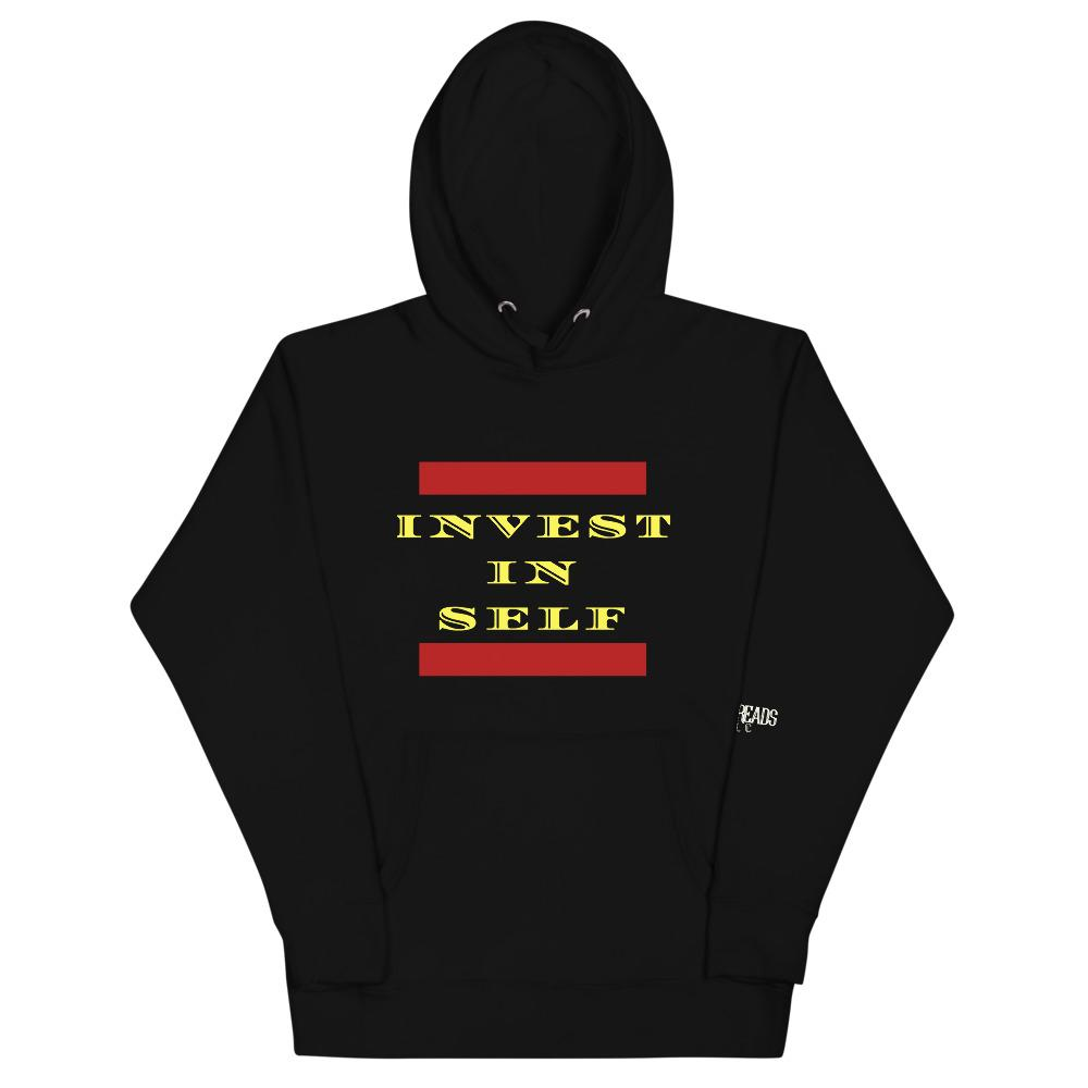 Invest In Self Hoodie - Eighty-Nine Threads