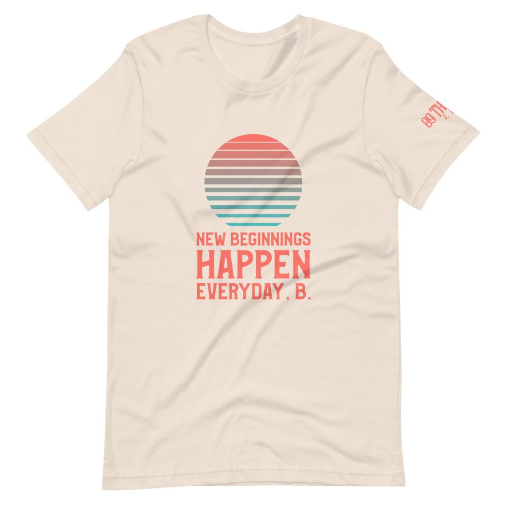 New Beginnings Tee - Eighty-Nine Threads