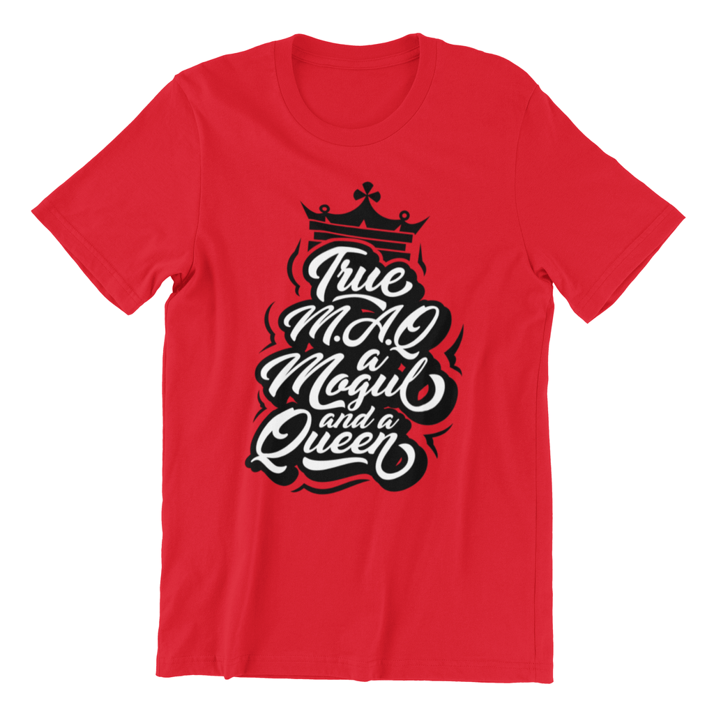 True M.A.Q. - Queen Mogul Tee - Eighty-Nine Threads