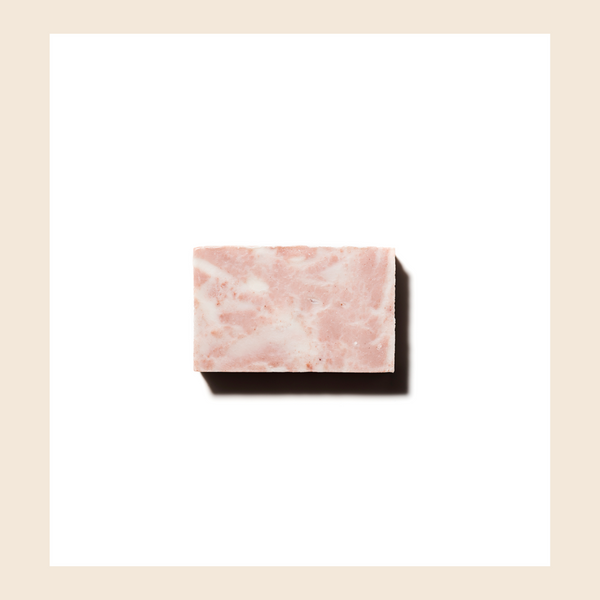 Sade Baron La Rose | French Pink Clay Bar Soap
