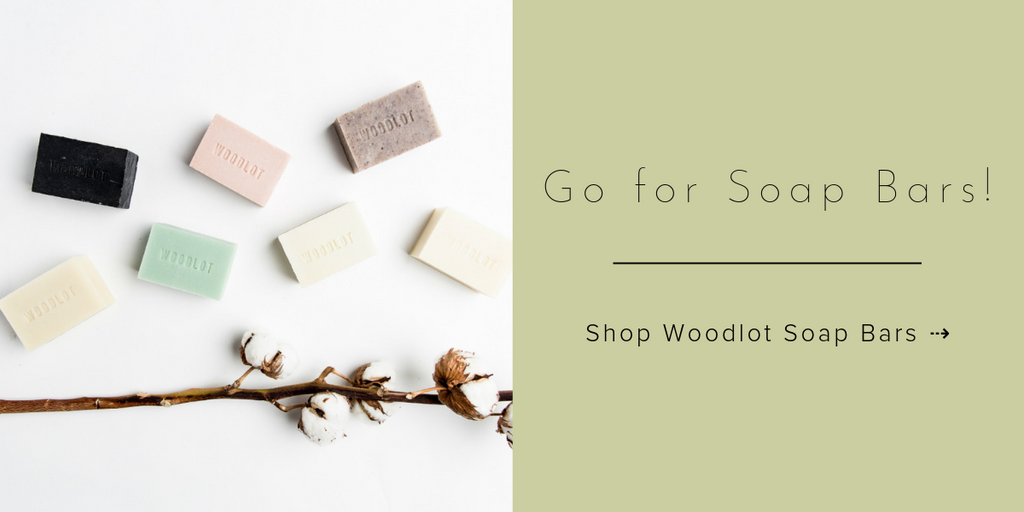 Woodlot Soap Bars