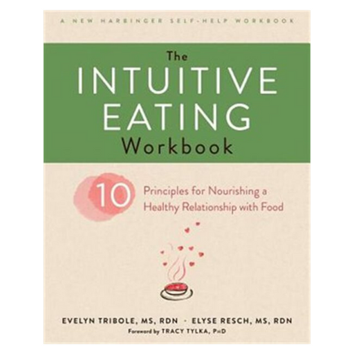 Health Hut Toronto - Intuitive Eating Workbook