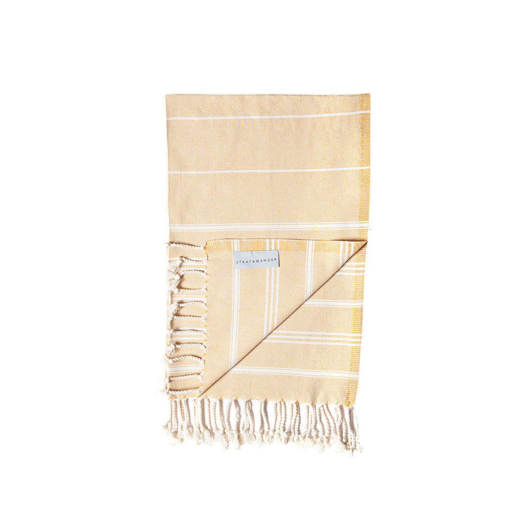 Stray and Wander - Cove Hand Towel