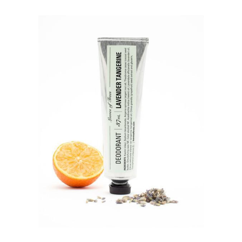 Health Hut - Leaves of Trees - Lavender Tangerine Deodorant