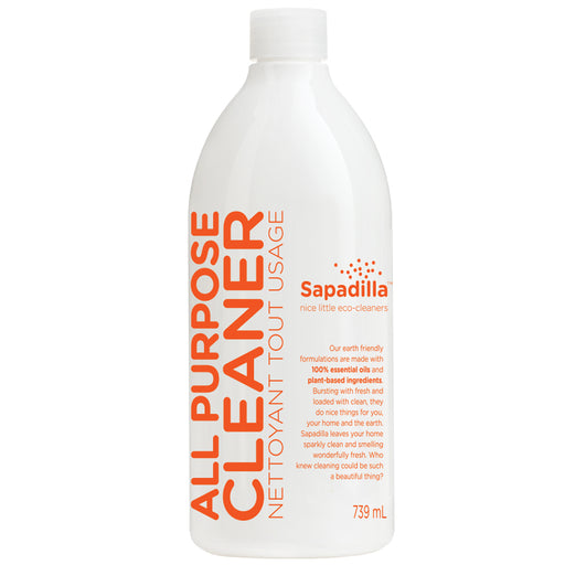 Sapadilla - All Purpose Cleaner - Health Hut
