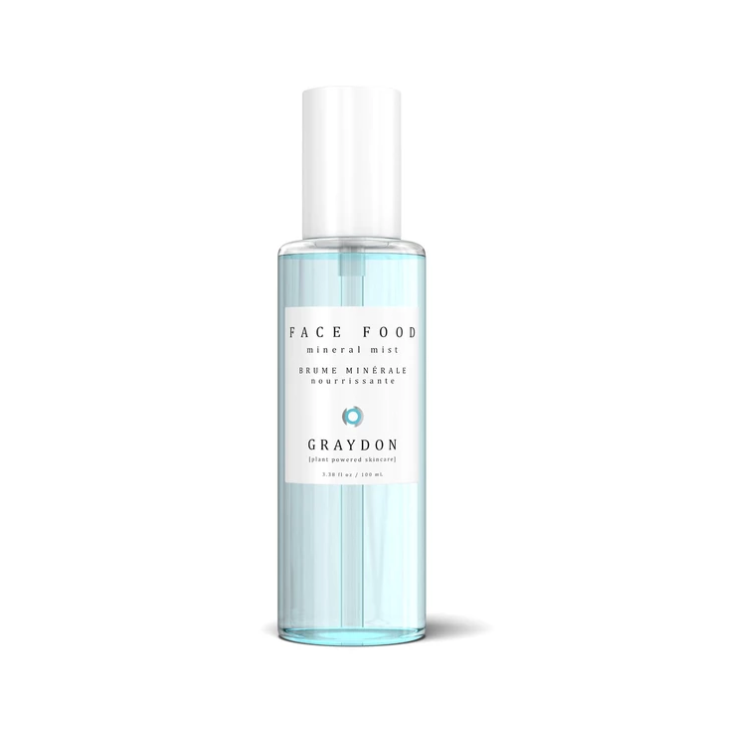 Health Hut Toronto - Graydon - Face Food Mineral Mist