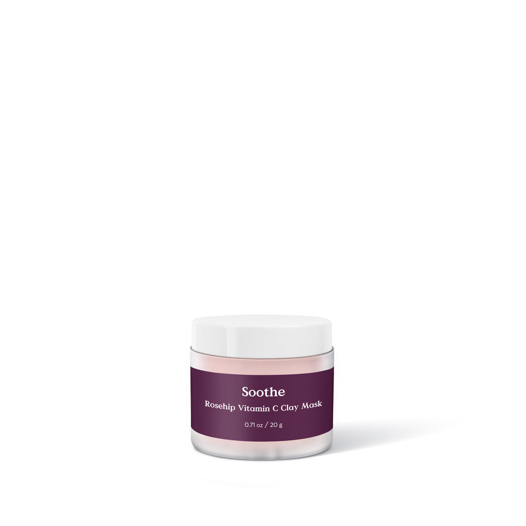 Three Ships - Mask - Soothe Pink Clay