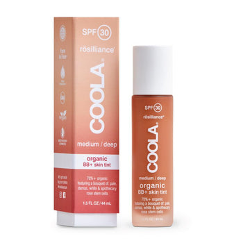 Health Hut Toronto - Coola - Rosilliance Mineral BB+ Cream Tinted Organic Sunscreen SPF 30 -  Medium/Dark