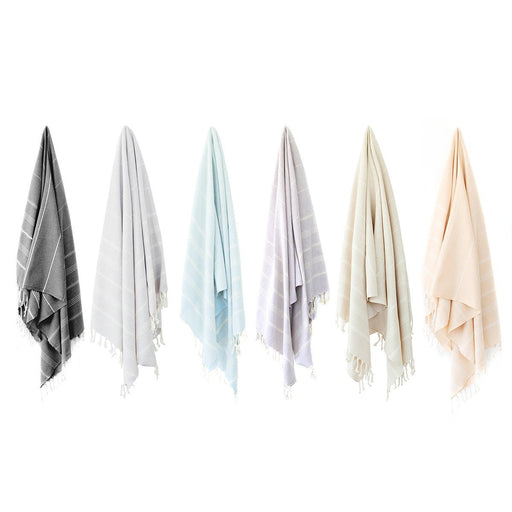 Stray and Wander - Turkish Towel - Cove