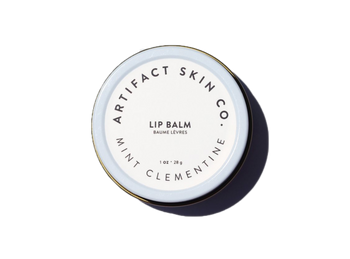 Artifact Mint Clementine Lip Balm