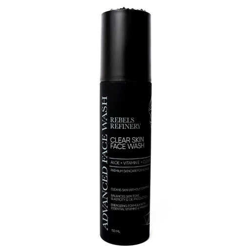 Rebels Refinery Advanced Clear Skin Face Wash