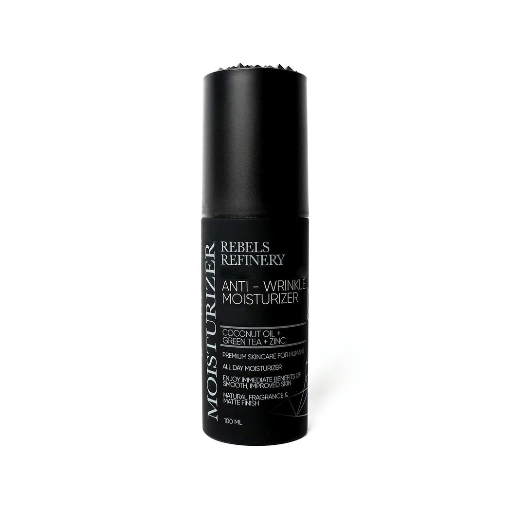 Rebels Refinery - Anti-Wrinkle Moisturizer