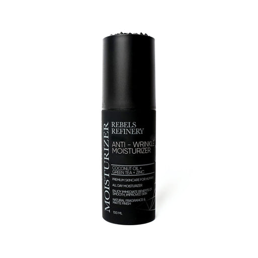 Rebels Refinery Anti-Wrinkle Moisturizer