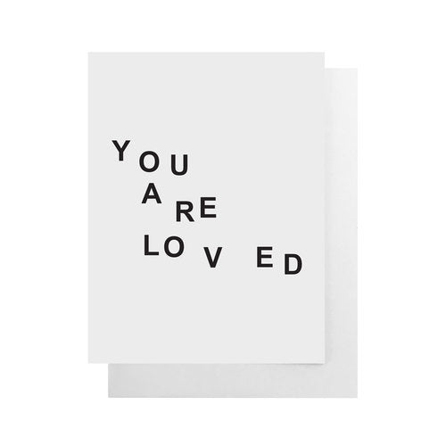 Health Hut Toronto - Cult Paper - You Are Loved Card