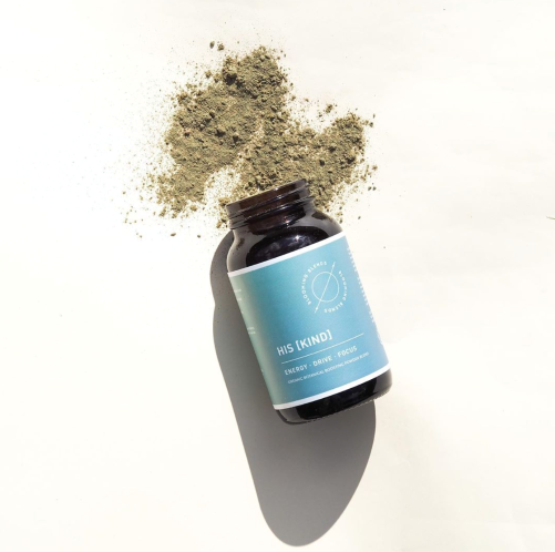 His Kind Botanical Boosting Powder Blend