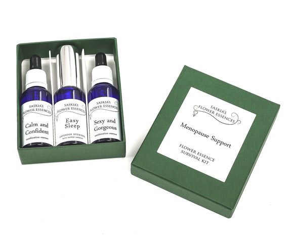 MENOPAUSE SUPPORT By Saskia's Flower Essences