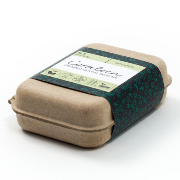 NETTLE SETTLE Nettle and Chervil Soap Bar