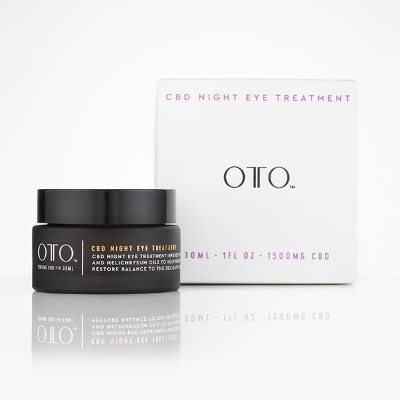 CBD Night Eye Treatment 30m