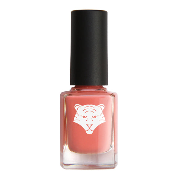 All Tigers Natural & Vegan Nail Lacquer: 193 Pink