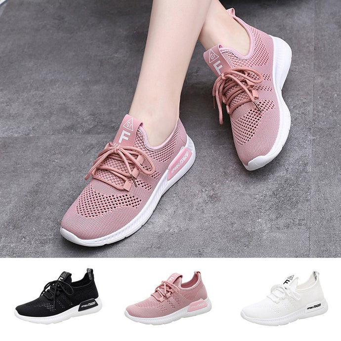 Breathable Sport Shoes For Women - Shoppingsportorg