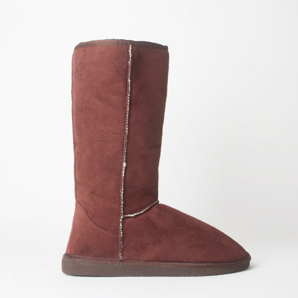 Annaliese Brown Knee High Ugg Boots