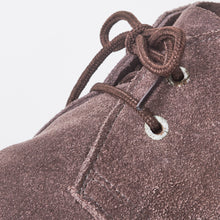 Load image into Gallery viewer, Edie Brown Faux Suede Desert Boots