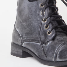 Load image into Gallery viewer, Nancy Biker Ankle Boots