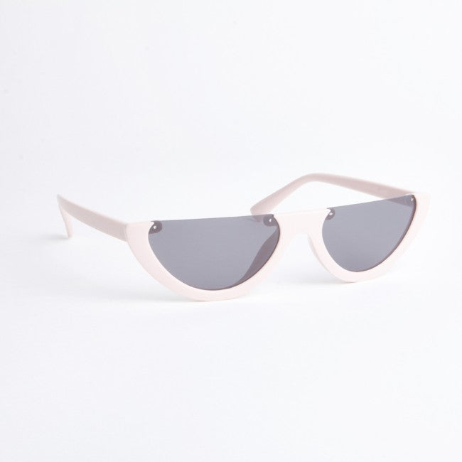Indiana Pink Half Lens Sunglasses