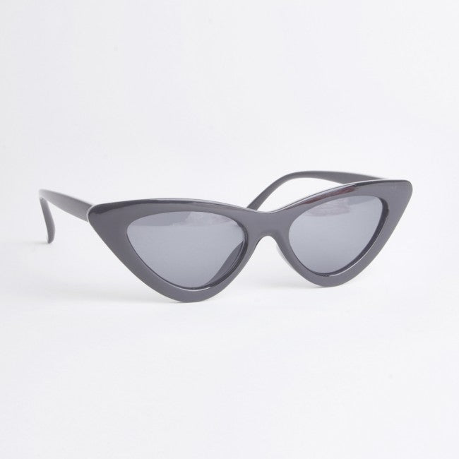 Montana Black Cat Eye Sunglasses