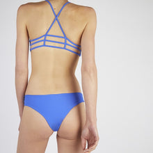 Load image into Gallery viewer, Neva Blue Cross Bikini Set