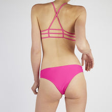 Load image into Gallery viewer, Neva Pink Cross Bikini Set